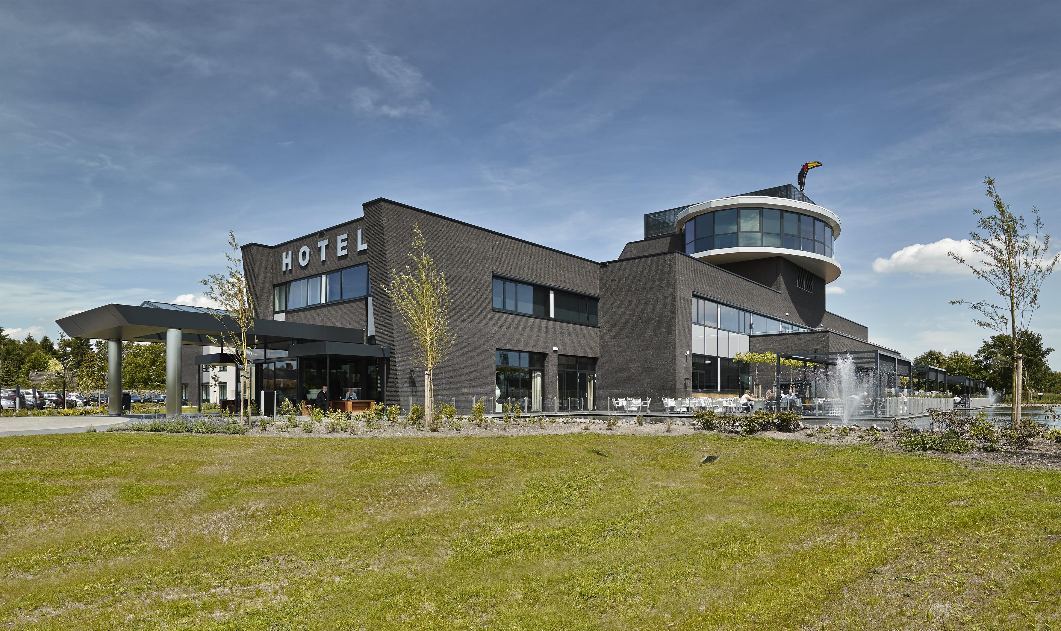 Overnachten bij Van der Valk Uden/Veghel I Emergency Medical School