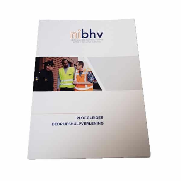 Lesboek Ploegleider BHV