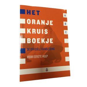 Het Oranje Kruis boekje voor eerste hulp